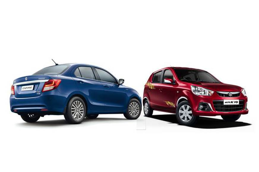 Bestselling passenger vehicles in FY2019 in India