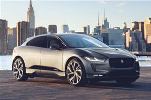 Jaguar I-Pace bags 2019 World Car of the Year Award