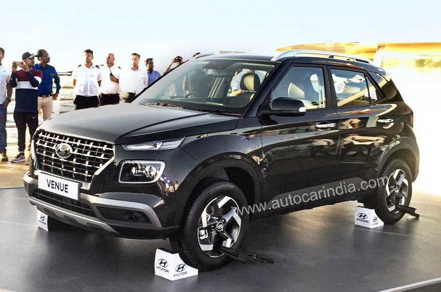 Hyundai Venue launch on May 21, 2019
