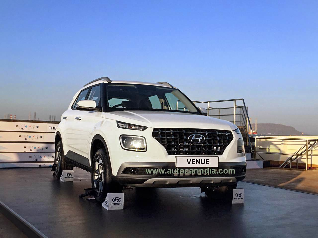 Hyundai Venue bookings open at dealer level