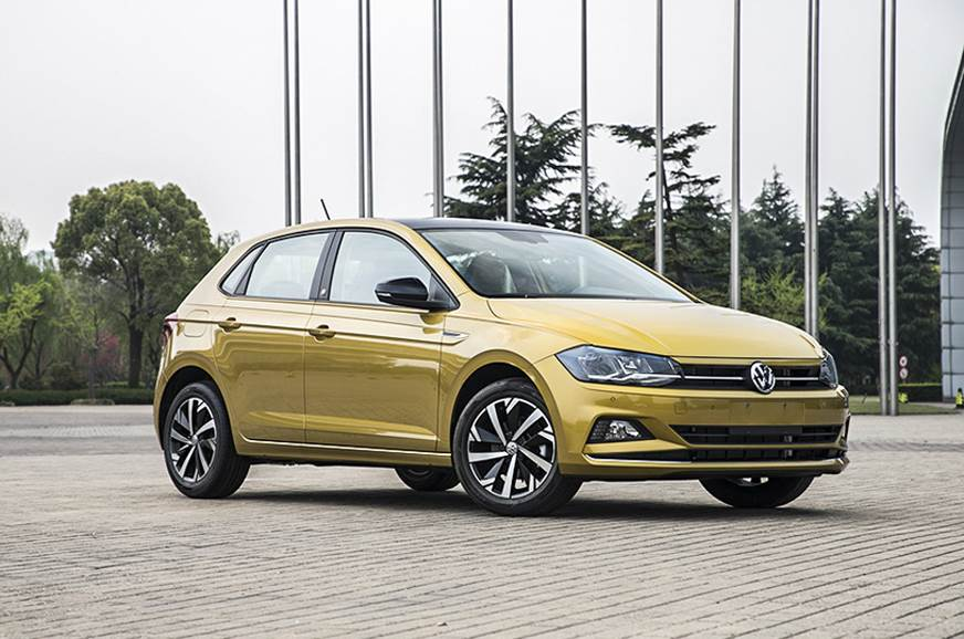New Volkswagen Polo Plus unveiled at 2019 Shanghai motor show