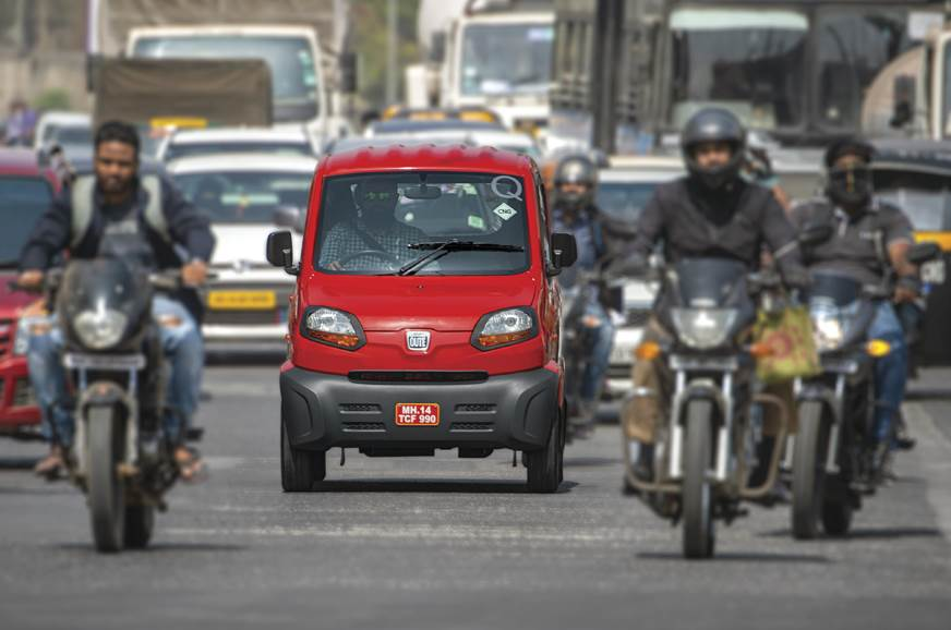 2019 Bajaj Qute real-world review, test drive