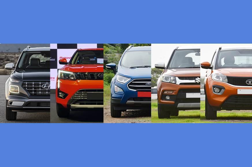 Hyundai Venue vs rivals: Specifications comparison