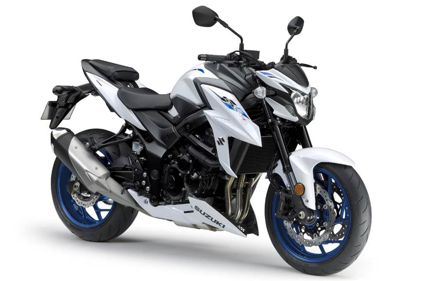 2019 Suzuki GSX-S750 launched at Rs 7.46 lakh