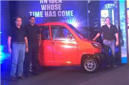 Bajaj Qute launched in Maharashtra at Rs 2.48 lakh