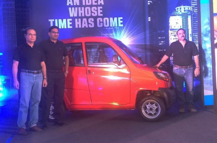 Bajaj Qute LPG Variant To Be Launched By End Of May 2019