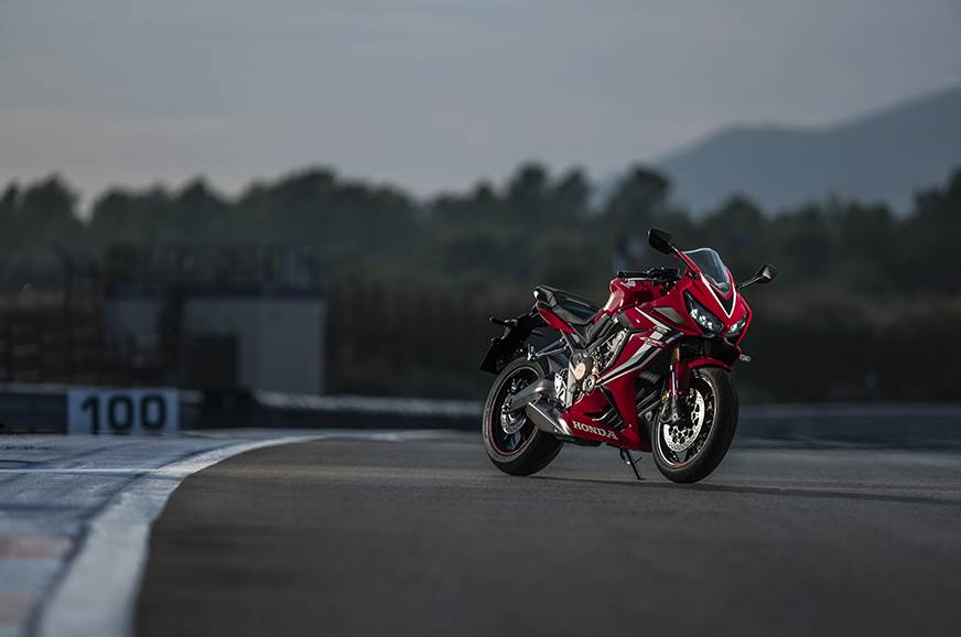 Honda CBR650R launched at Rs 7.70 lakh