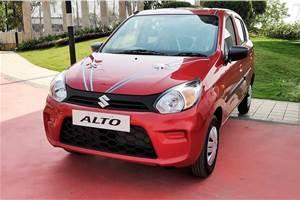 New Maruti Suzuki Alto facelift: All you need to know