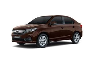 Honda Amaze automatic launched in top-spec VX variant
