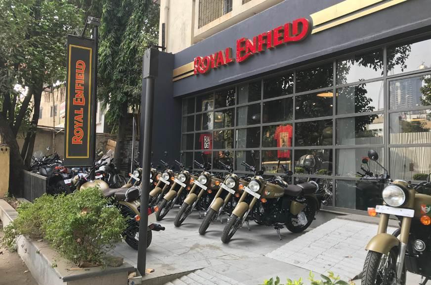 Royal Enfield expands into South Korea