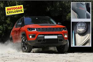 Jeep Compass Trailhawk bookings to begin in mid-June