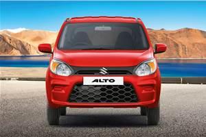2019 Maruti Suzuki Alto price, variants explained