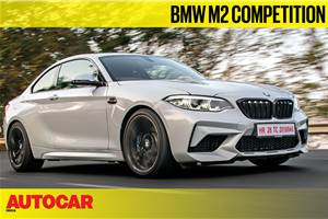 2019 BMW M2 Competition video review