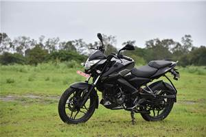Bajaj Pulsar NS160 ABS priced at Rs 92,595