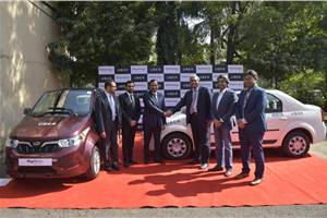 Mahindra to deploy electric vehicles with Uber in Hyderabad