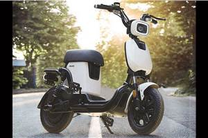 Xiaomi Himo T1 electric moped launched in China