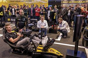 Special Feature: Fun & Games? Esports is serious business - Renault & Formula One