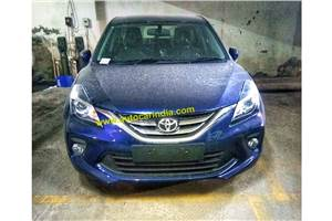 Toyota Glanza pictures leaked ahead of June launch