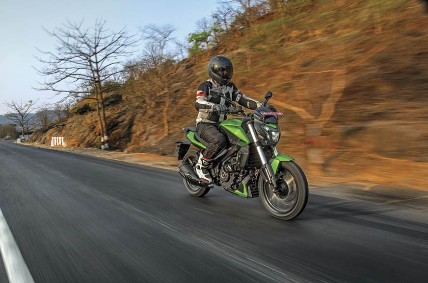 2019 Bajaj Dominar 400 review, road test
