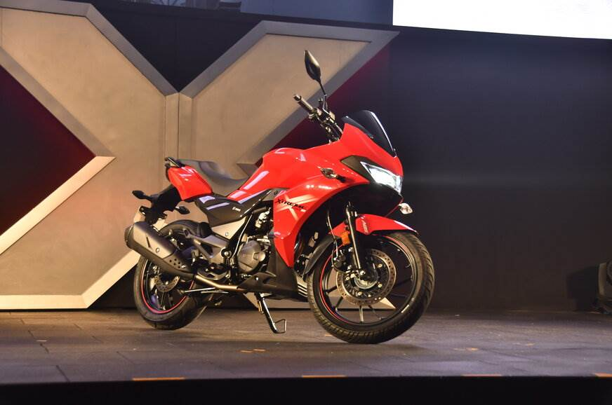 Hero Xtreme 200S launched at Rs 98,500