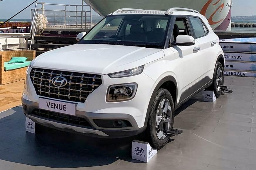 Hyundai Venue variants revealed