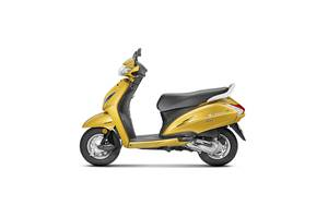 All-new BS-VI Honda Activa in the works