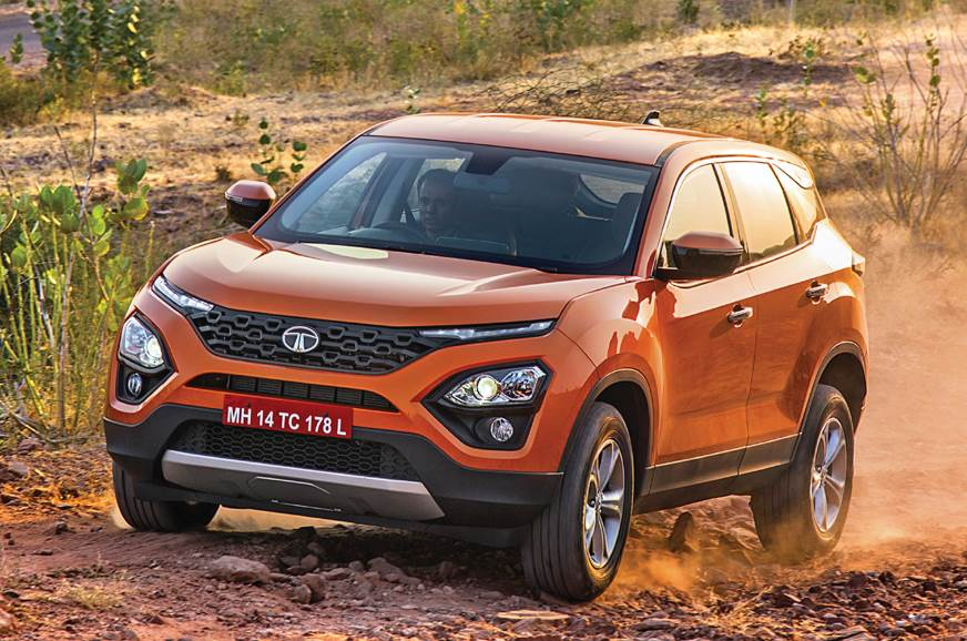 2019 Tata Harrier review, road test