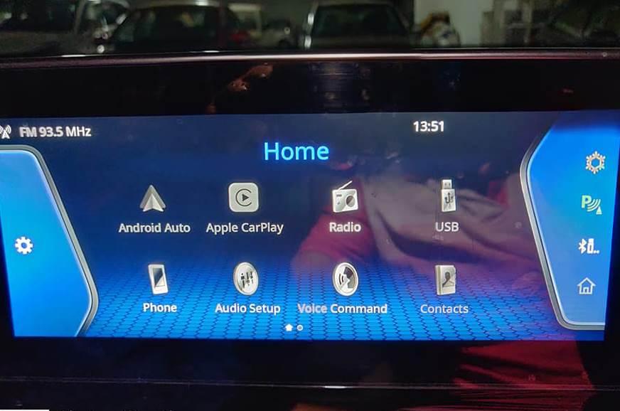 Tata Harrier gets Apple CarPlay