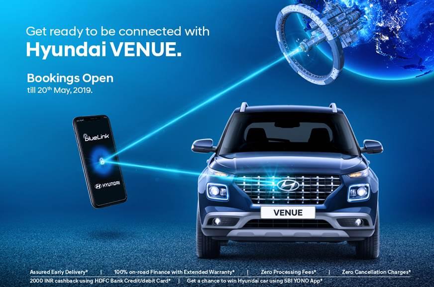 Hyundai Venue bookings officially open