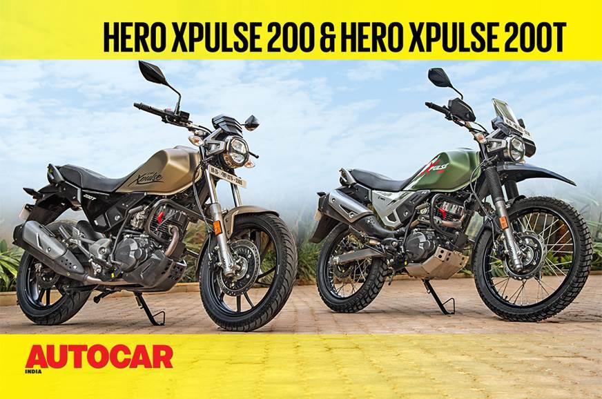 Hero XPulse 200, 200T video review