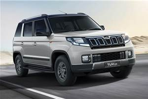 Mahindra TUV300 facelift price, variants explained