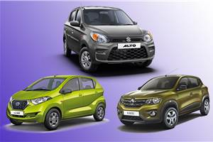 Maruti Suzuki Alto facelift vs rivals: Price, fuel-efficiency comparison