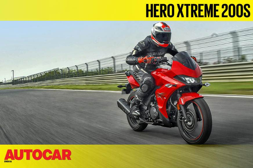 Hero Xtreme 200S video review