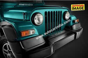 Mahindra Thar Signature Edition coming soon