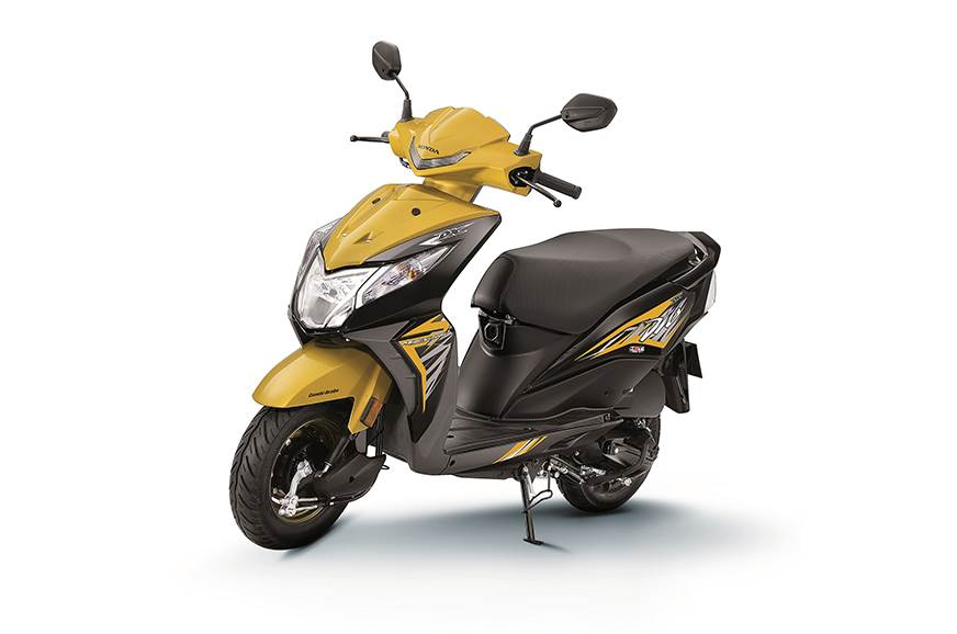 Honda Dio sales cross 30 lakh units globally