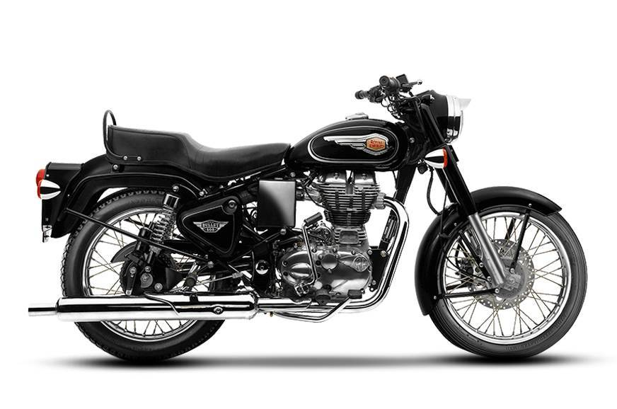 Royal Enfield issues recall for nearly 7,000 Bullet motorcycles