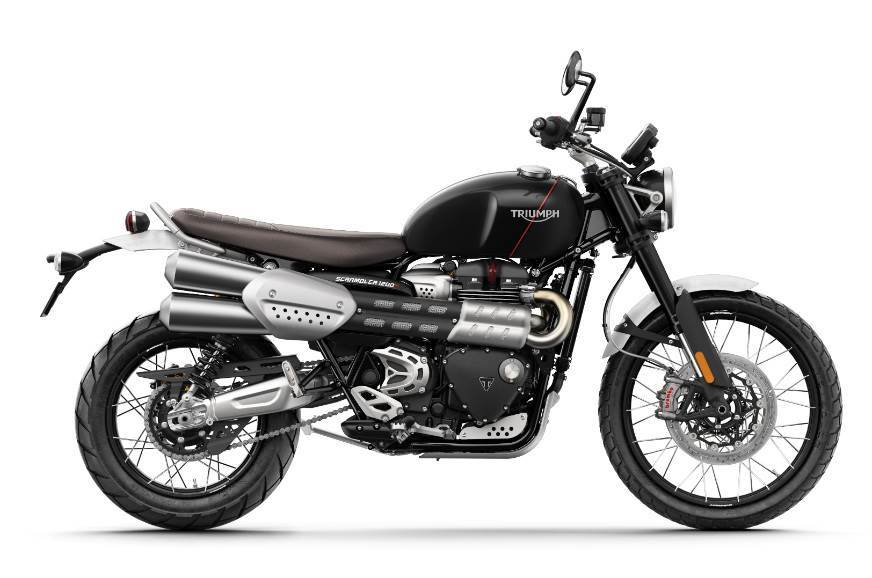 Triumph Scrambler 1200 XC India launch on May 23