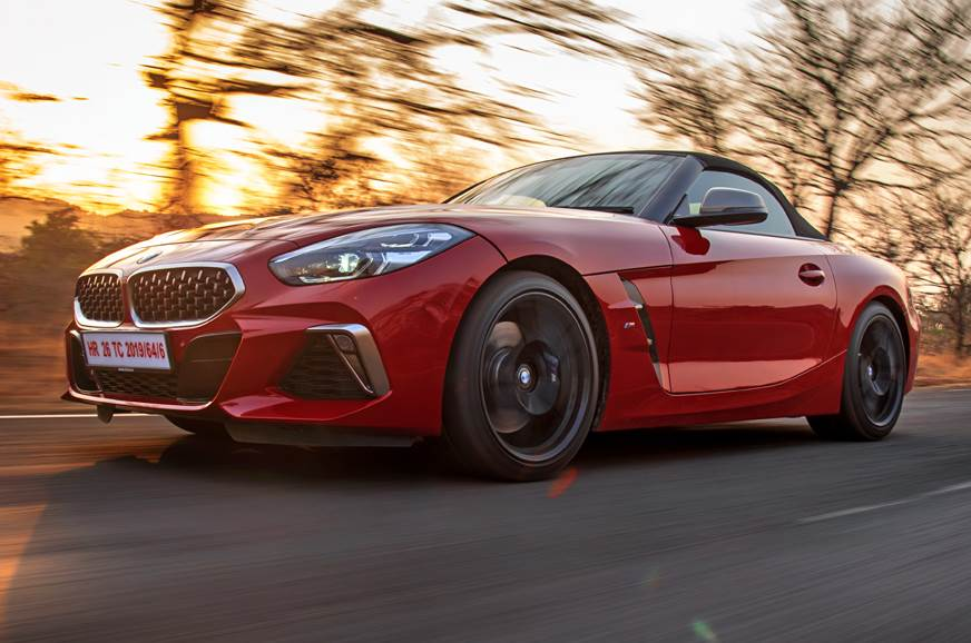 2019 BMW Z4 India review, test drive