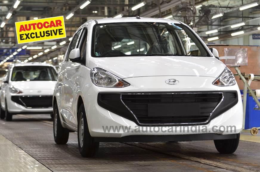 Hyundai evaluating a low-cost Santro