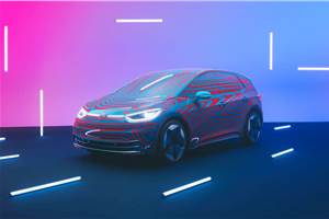 Volkswagen ID 3 to be showcased at the 2019 Frankfurt motor show