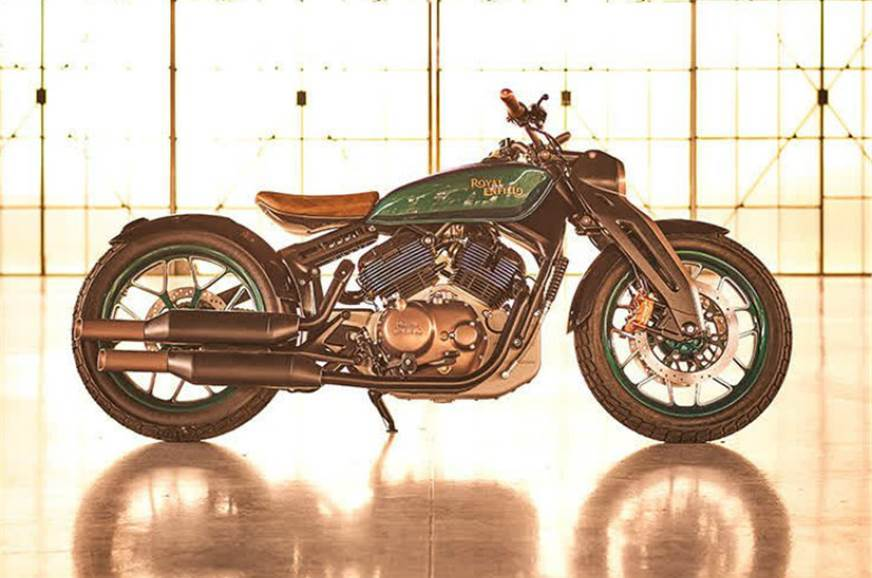 Royal Enfield Meteor could be revived