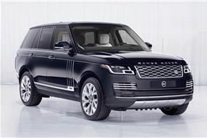 Range Rover Astronaut Edition revealed