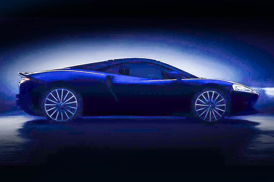 New McLaren GT to be revealed on May 15