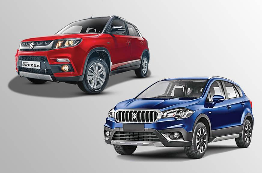 At present, the S-Cross and the popular Vitara Brezza are...