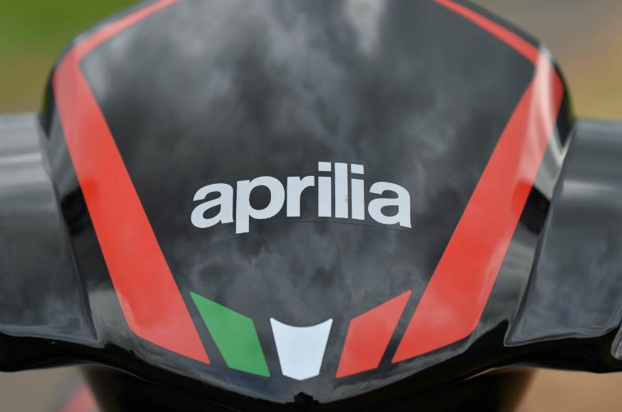 Sub-200cc Aprilia scooter in the works