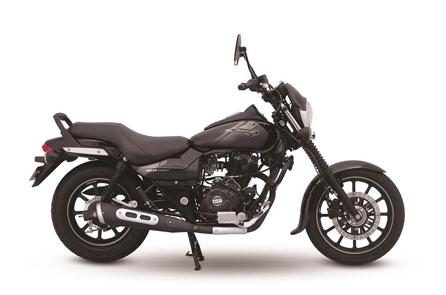Bajaj Avenger Street 160 ABS launched at Rs 82,253