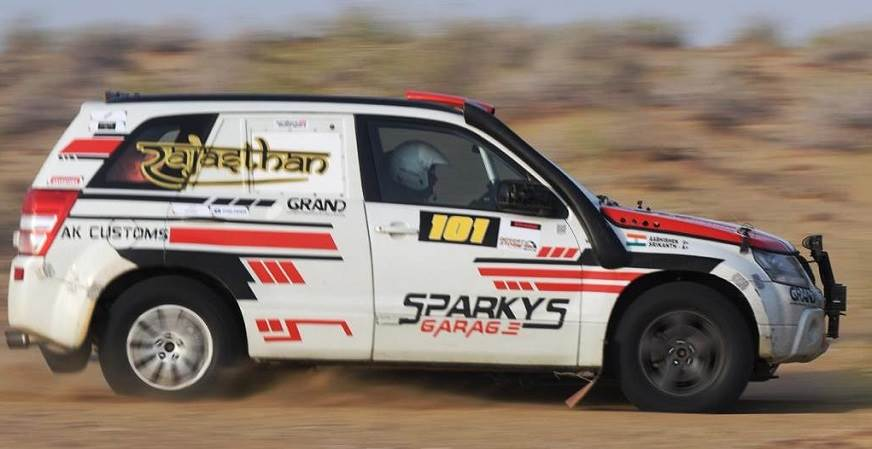 2019 Desert Storm, Day 3: Aabhishek Mishra and Adrien Metge retain lead