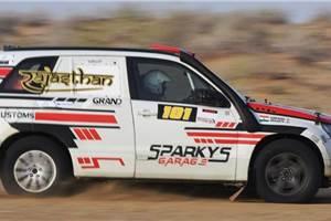 2019 Desert Storm, Day 3: Aabhishek Mishra and Adrien Metge retain lead