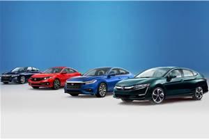 Honda new global platform to debut in 2020