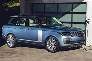 Land Rover plans to introduce many new hybrids by 2021
